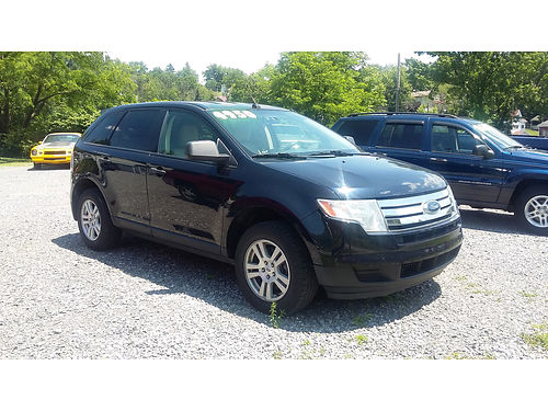 2008 FORD EDGE Auto Air 4WD 133K miles 4950 Ebersole Auto Sales 2816 18th St Altoona 814-
