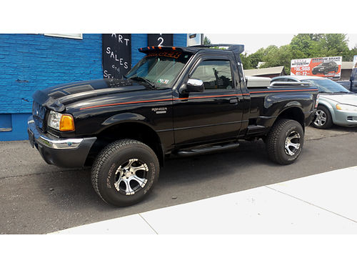 2001 FORD RANGER 2x2 4995 Best of Everything Must See MUST SEE OTTO MART Ebensburg PA 814