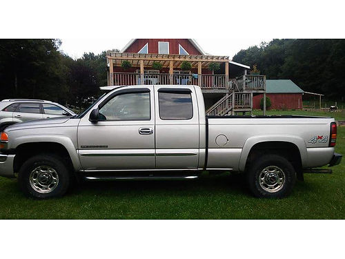 2005 GMC SIERRA well maintained 257K miles 3500 814-241-3988 view photo on wwwtradersguidec