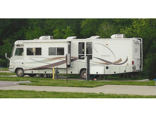 2000 DAMON INTRUDER MOTOR HOME 30 loaded 43K miles 2 slide outs V10 gas clean runs well EC
