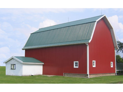 JK Builders Old Barn Restoration Give Your Old Buildings A New Look Porches  Decks Additions M