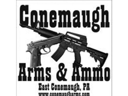 Conemaugh Arms  Ammo Johnstowns Newest Gun Store ARs AKs Pistols Revolvers Ammo  Accessories Rif