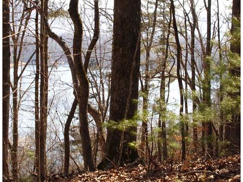 SOUTH HOLSTON LAKE/LAUREL MARINA AREA, 2.06 WOODED ...