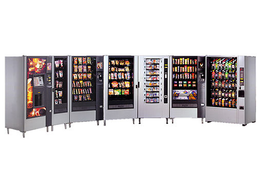 VENDING BUSINESS well established 8 local locations consisting of 7 candy machines  3 Pepsi machin