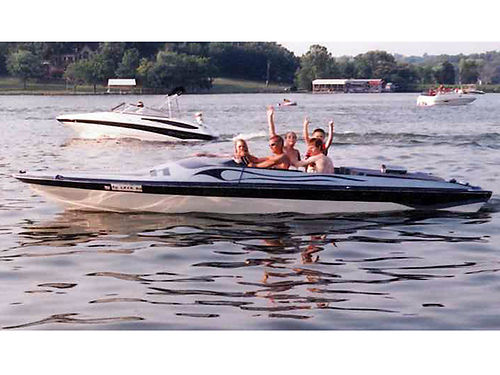 JET BOAT Taylor brand 22ft Big Block 454 w500Hp 2 25gal tanks great seats new floors  more