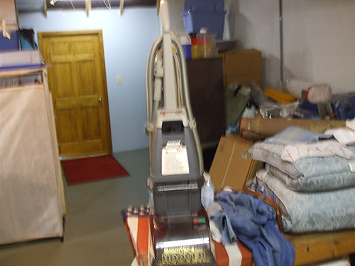 CARPET CLEANER Steam-Vac Hoover 95 423-538-4195 423-366-2166