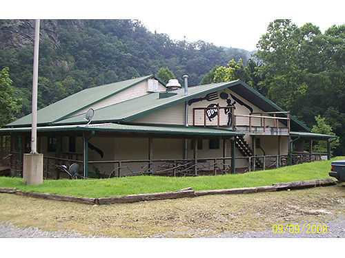 ERWIN TN 7000SF Restaurant 600 Riverfront on the banks of the Beautiful Scenic Nolichuckey River a