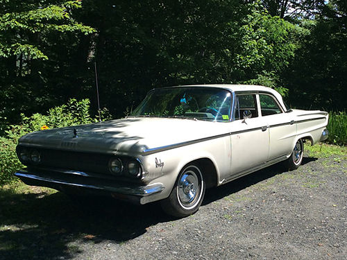 1963 DODGE 880 Custom 2nd owner runs great ready to go All original 383 engine original interio