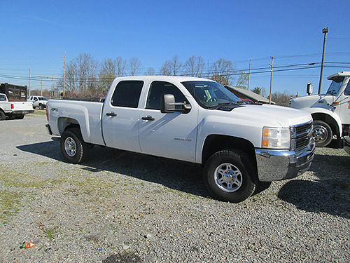 2010 CHEVY 2500 HD LS auto 4x4 Crew Cab auto air several to choose from 1917 13500 TWIN D
