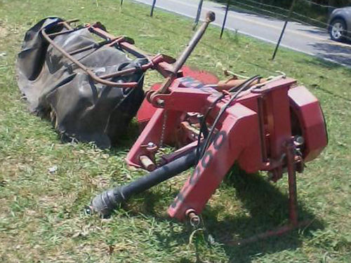 MOWING MACHINE Hay Max 7-blade cut 2000 423-557-1955