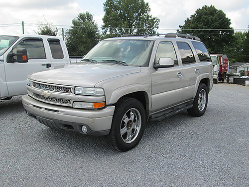 2005 CHEVY TAHOE 170k miles 4x4 Z71 3rd row 8946 6800 TWIN D AUTO SALES Johnson City TN