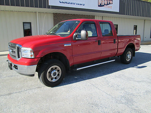 2005 FORD F250 Super Duty 4 door 70K auto air 4x4 loaded 15000 276-791-0238