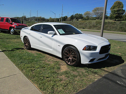 2013 DODGE CHARGER RT hemi auto Beats audio 53k mi Aftermarket wheels super clean 13DCRT Was