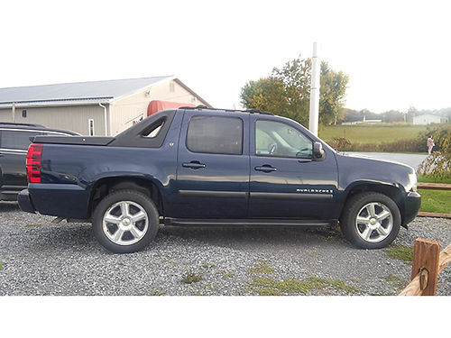 2007 CHEVY AVALANCHE loaded 135K miles 4x4 auto leather rm9879 17900 RM Motors 276-429-1144