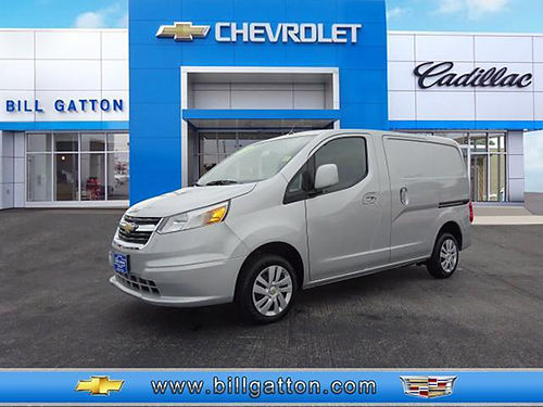 2015 CHEVY CITY EXPRESS LS 20L 4cyl air cruise amfm cd 7k 95472G 16988 BILL GATTON Bristo