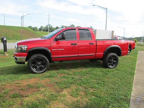 2006 DODGE 2500 Quad cab Cummins auto 4x4 alloys 5 to choose from 140k lk new Was 25900 N
