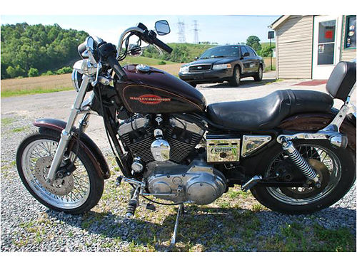 1996 HARLEY XL 1200 2 to Choose From Your Choice 4995 MD1101 MR DS AUTOMOTIVE Piney Flats TN
