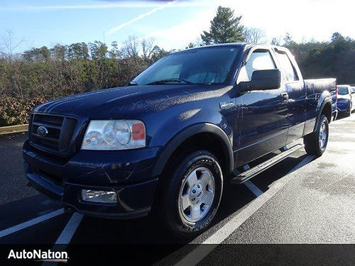 2004 FORD F150 Ext cab 4WD v8 auto air ps pb 4NA90080 10498 AutoNation Chrysler Jeep Dodge