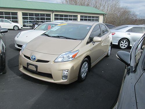 2011 TOYOTA PRIUS 4dr auto air cd great mpgss 5291 Was 10900 Now 8500 LIGHTNING AUTO SALE