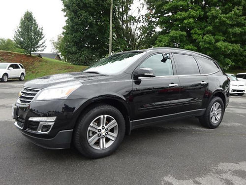 2016 CHEVY TRAVERSE LT AWD only 20000 miles pw pl pseat 3rd row seating 12411 Was 32995