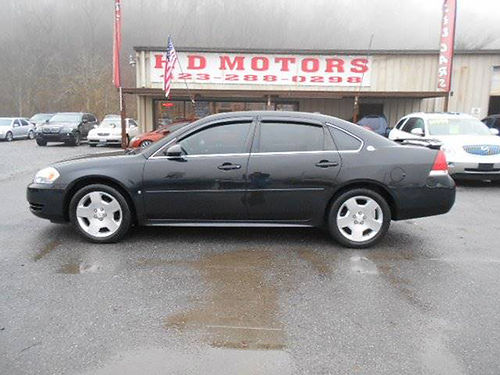 2008 CHEVY IMPALA LT 50th Anniversary pkg sunroof leather all power 348051 7999 HD MOTORS KPT
