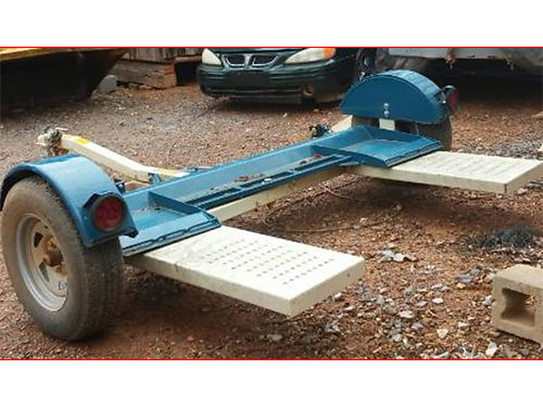 CAR DOLLY like new used twice brandnew spare included 1300 423-470-9625