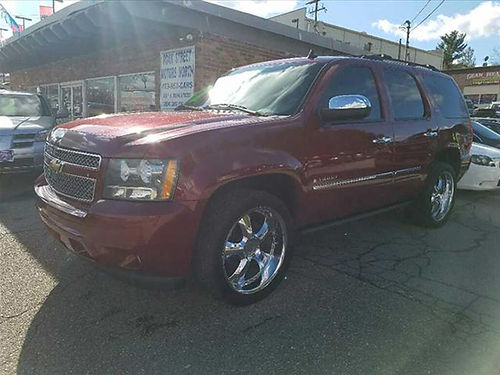 2009 CHEVY TAHOE LTZ 4WD Loaded R-6913 18995 ROAN ST MOTORS NORTH