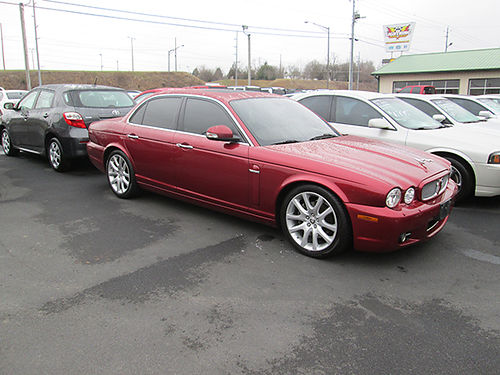 2008 JAGUAR XJ8 Navigation leather sunroof all power only 86K like brand new 4563 Was 15900