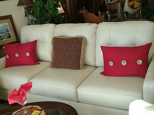 LEATHER SOFA SET Ashley white leather sofa 749 loveseat 699  chair 499 423-207-6676