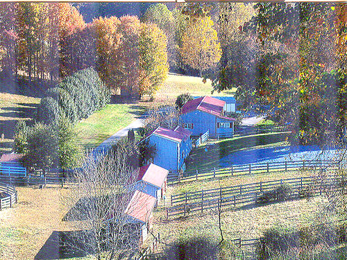 ABINGDON VIRGINIA 1 mile from Main St 28 acre cowhorse farm clean pasture some timber 3 cottage