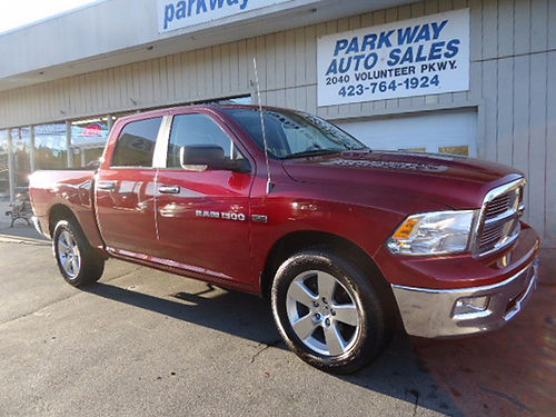 2012 DODGE RAM 1500 Big Horn 4WD Loaded Managers Special R-5941 16995 ROAN ST MOTORS NORTH