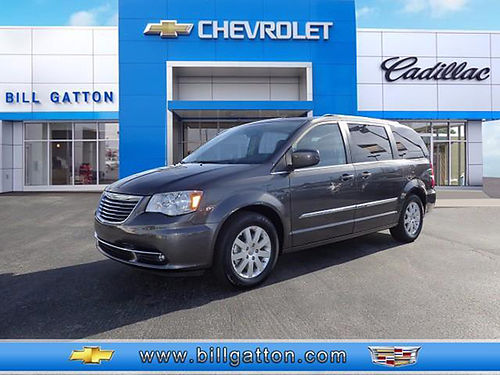 2016 CHRYSLER TOWN  COUNTRY Touring Edition leather alloys 22k miles 82496P 21999 BILL GATTO