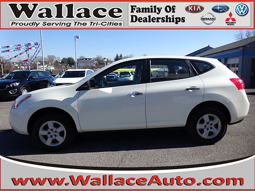 2010 NISSAN ROGUE AWD 892P 10995 WALLACE USED CARS BRISTOL