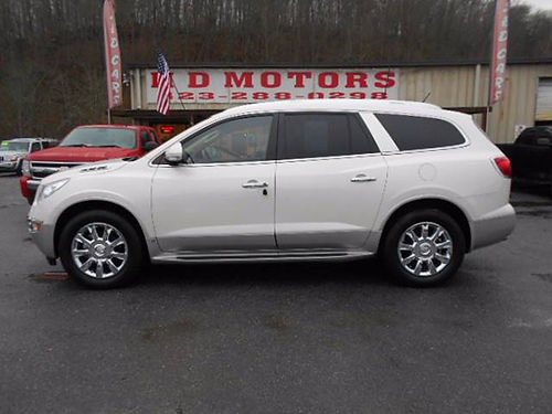 2011 BUICK ENCLAVE CXL-2 DVD navi 3rd row leather only 88000 miles 147338 14999 HD MOTORS