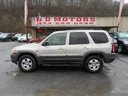 2003 Mazda Tribute Cars And Vehicles Kingsport Tn