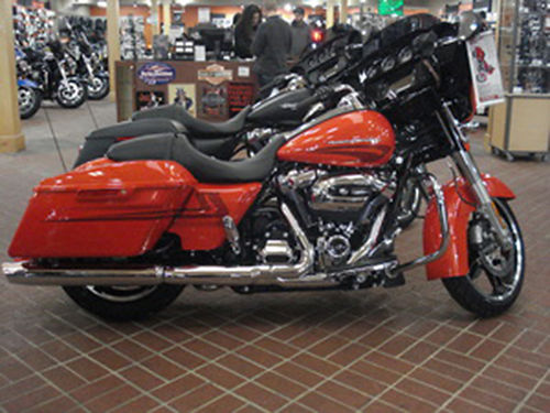 2017 HARLEY-DAVIDSON FLHXS Street Glide Special Color Laguna Orange Mileage 7 CALL FOR QUOTE 42