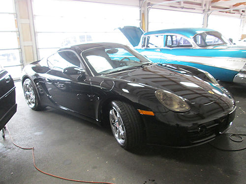 2008 PORSCHE CAYMAN local runs great leather all power 6 sp only 88k miles 1152 Was 23900 No