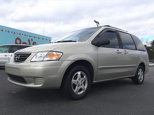 2000 MAZDA MPV LX catain chair second row CS3107 Gateway Auto Center Jonesborough TN
