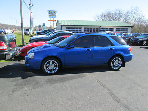 2004 subaru wrx cars and vehicles johnson city tn. Black Bedroom Furniture Sets. Home Design Ideas