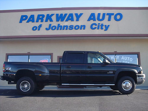 2005 CHEVY 3500 HD LT Duramax auto 125k J-958334 23500 PARKWAY AUTO OF JC