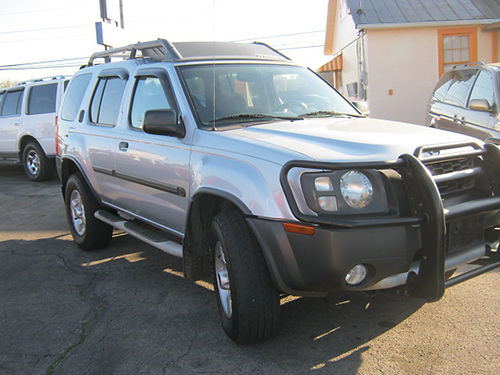 2002 nissan xterra cars and vehicles kingsport tn. Black Bedroom Furniture Sets. Home Design Ideas