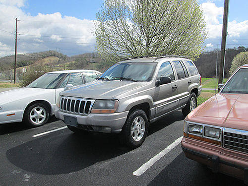 1999 JEEP GRAND CHEROKEE Laredo auto air nice 1826 Was 4995 Now 2995 MR DS AUTOMOTIVE Piney