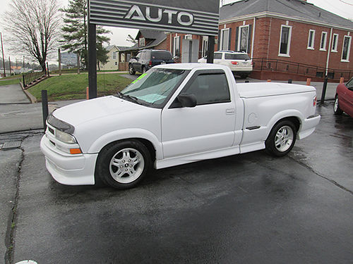 1999 CHEVY EXTREME S10 43L v6 auto all power cd bedcover bed rug like new cond Rare find run