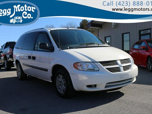 2006 DODGE GRAND CARAVAN SE 4dr van 365 4500 LEGG MOTOR CO