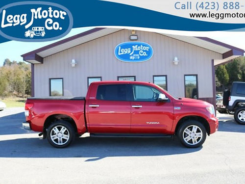 2013 TOYOTA TUNDRA Crew Max Limited 33k miles 400 36000 LEGG MOTOR CO
