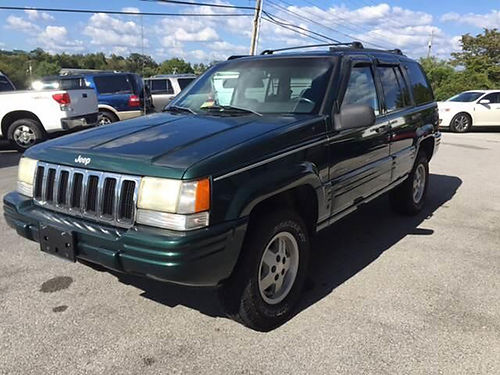 1998 jeep grand cherokee cars and vehicles piney flats tn. Black Bedroom Furniture Sets. Home Design Ideas