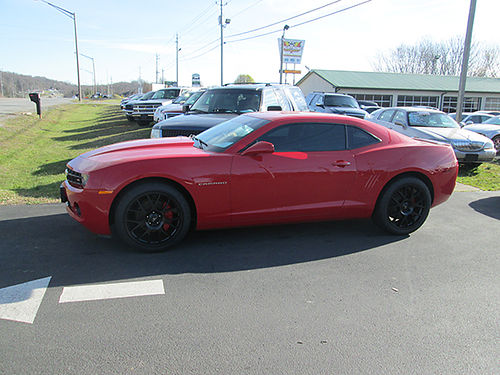 2010 CHEVY CAMARO RS 2dr Coupe 6sp lots of extras 55k 7957 Was 16900 Now 15900 LIGHTNING A