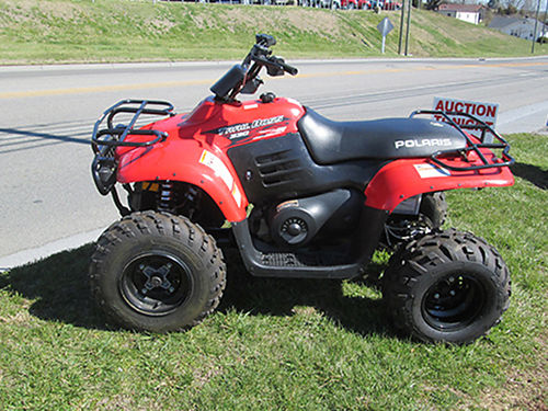 2008 POLARIS SPORTSMAN 330cc 2400 276-451-2641