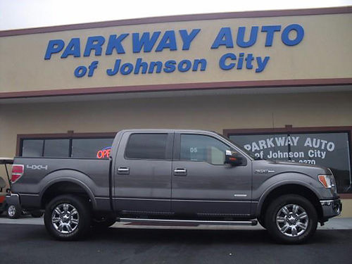 2012 FORD F150 Crew Cab Lariat 4x4 loaded 95k mi J-A08931 23950 PARKWAY AUTO OF JC