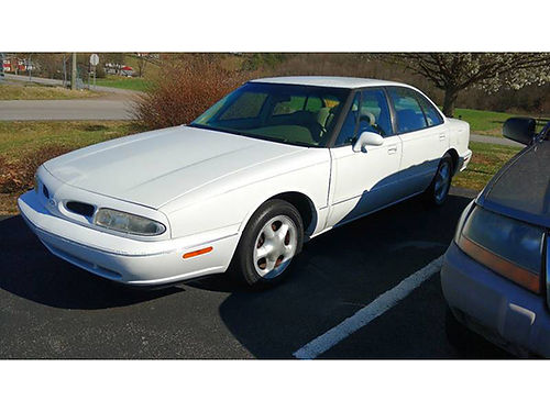 1997 OLDS LSS runs great fresh tuneup new plugs  wire good cheap transportation 1450 MR DS AU